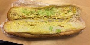 AB zirvesinde 'bayat sandviç' skandalı