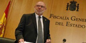 İspanya Devlet Başsavcısı öldü