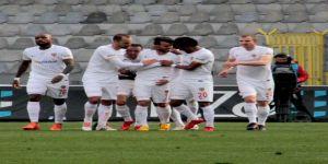 Kayserispor Başkent'te Kazandı