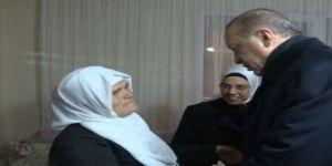 Şehit Eren Bülbül'ün Ailesini Ziyaret Etti