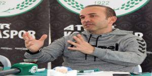 Mehmet Özdilek'ten Transfer Eleştirisi