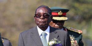 Mugabe istifa etti!