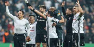 Başakşehir'den Beşiktaş'a tebrik!