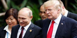 Putin ve Trump'tan 1 saatlik telefon görüşmesi