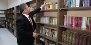 Kütüphane halkın hizmetinde