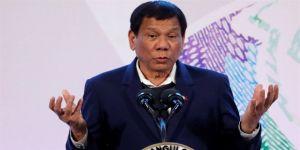 Duterte: Savaşa izin vereceğim