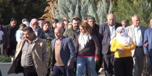 Yine Terörist Cenazesi Yine Hdp'li Vekil