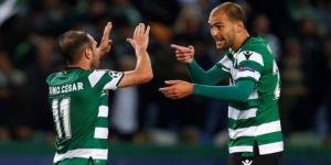 Sporting, Olympiakos'a acımadı!