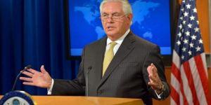 Tillerson'dan Arakan açıklaması