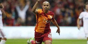 Feghouli, Galatasaray ile yollarını ayırıyor