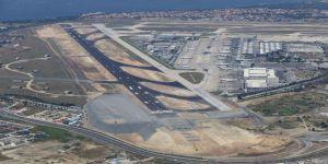 Atatürk Havalimanı Avrupa'nın 4'üncü Büyüğü