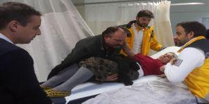 Köpeği Vurmak İsterken Karısını Vurdu