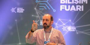 Fizyoloji Uzmanı Prof. Dr. Sinan Canan, Bilişim Fuarı'nda