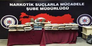 Zehir tacirlerine baskın: 78 gözaltı