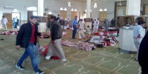 Cami yakınında patlama: 115 ölü!