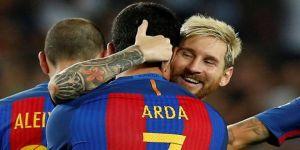 Messi'den flaş Arda Turan sözleri