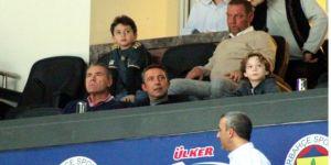 Ali Koç, Fenerbahçe Doğuş'u yalnız bırakmadı