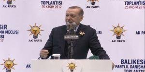 Erdoğan'dan Chp'ye Sandalye Tepkisi