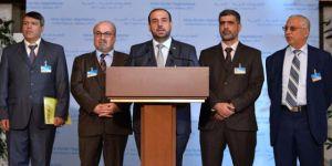 Suriye muhalefeti noktayı koydu: ''Esad'la geçiş sürecine girmeyiz''