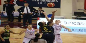 Fenerbahçe Liderliği Yakın Doğu Üniversitesi'ne Kaptırdı