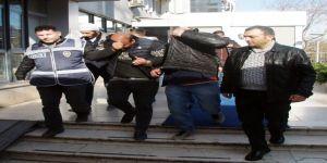 Bursa'da operasyon: 27 gözaltı