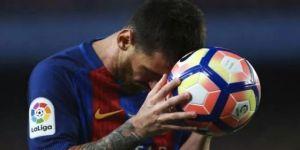 Maça hazırlanan Messi'ye kara haberi verdiler