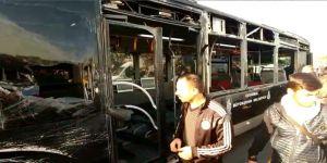 Metrobüs Kazası: 14 Yaralı
