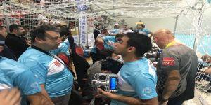 Türkiye'nin İlk Drone Şampiyonası Yapıldı