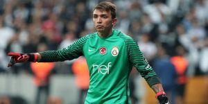Muslera, Galatasaray taraftarlarını heyecanlandırdı