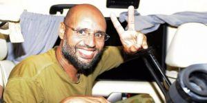 Kaddafi'nin oğlu geri dönüyor