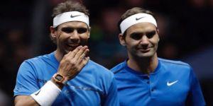 Nadal'a göre en iyisi Federer!