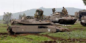İsrail, Batı Şeria'ya asker yığıyor!