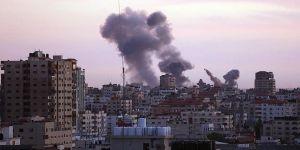 İsrail, Gazze'yi tekrar vurdu!