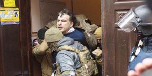 Mihail Saakaşvili yeniden tutuklandı