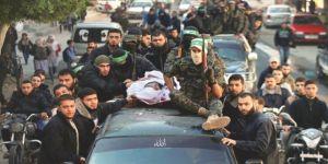 Gazze'ye alçak saldırı