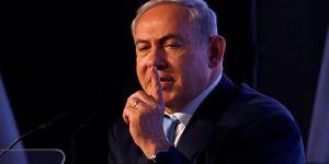 Netanyahu'dan AB'ye iki yüzlülük suçlaması