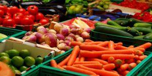 Sebze haline Fransa modeli geliyor