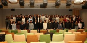 UÜ Çevre Topluluğu'ndan Bursagaz'a ziyaret