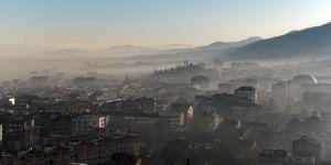 Bursa'daki hava kirliliğiyle ilgili yetkililer açıklama yaptı