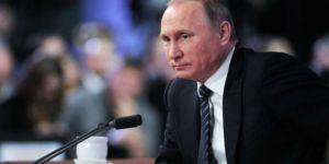 Putin, Suriye sorusuna böyle cevap verdi