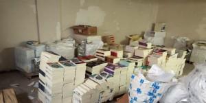 İstanbul'da milyon liralık korsan kitap operasyonu