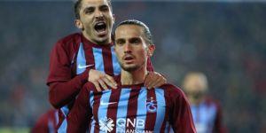 Trabzonspor, Yusuf Yazıcı ile kazandı