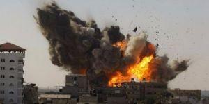 İsrail, Gazze'ye saldırdı!