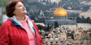 Türk müzisyenin Kudüs hayali