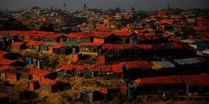 Arakan'da Müslümanlara ait 40 köy yakıldı