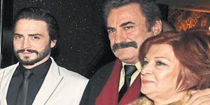Ahmet Kural'ın ailesi Sıla'yı izlemeye geldi
