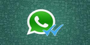 Whatsapp'ta mavi tık nasıl kapatılır?