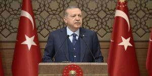 Erdoğan: Ey zavallı senin ceddin neredeydi?