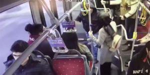 Metrobüs yankesicileri yakalandı