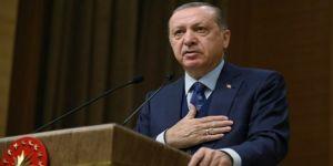 Erdoğan, Oran'ı tebrik etti